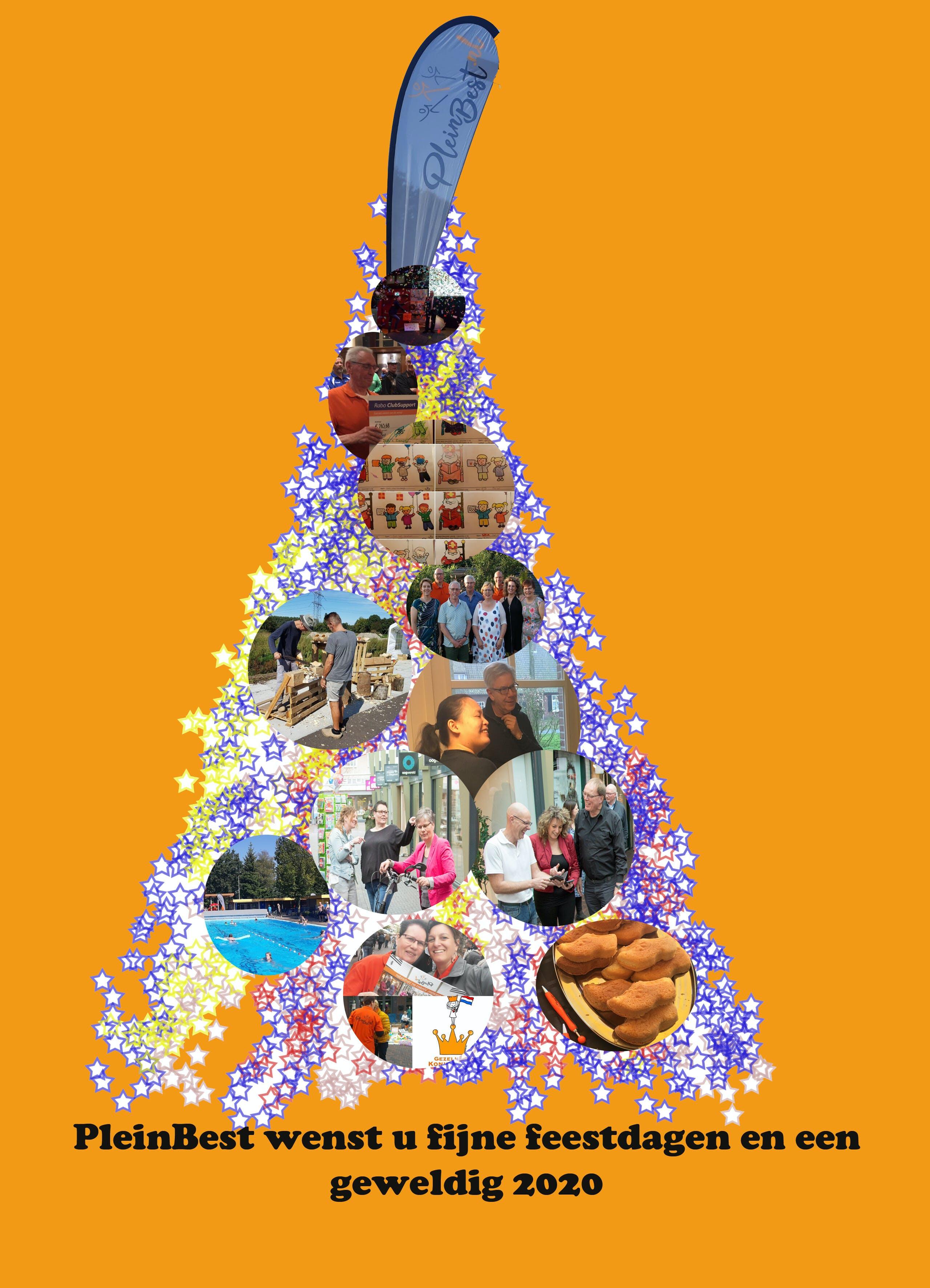 Fijne Feestdagen En Een Gelukkig Nieuwjaar In Berichten Op Pleinbest Nl